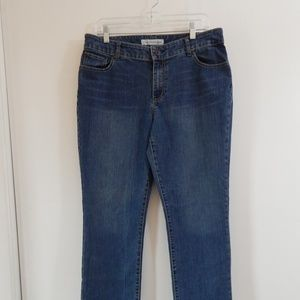 blue CHICOS PLATINUM jeans ultimate fit slim 2